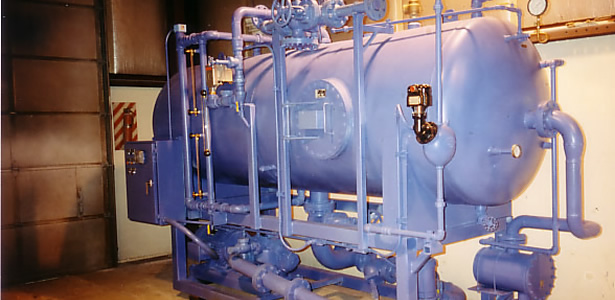 Boiler Parts, Burner Parts, Deaerator, Boiler Feed System   Carey ...