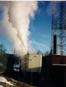 steam boiler rental
