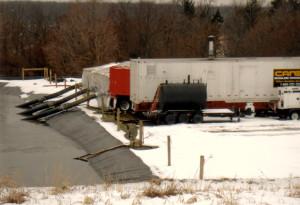 Temporary Boiler