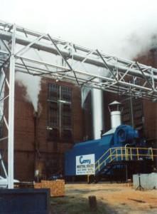 steam boiler rental in PA