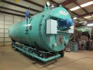 Rebuilt Boiler