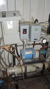 Boiler Panel
